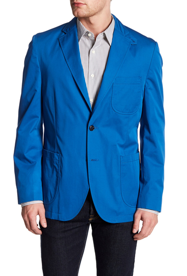 Imbracaminte Barbati Kroon Two Button Notch Collar Jacket NAVY