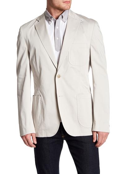 Imbracaminte Barbati Kroon Two Button Notch Collar Jacket STONE