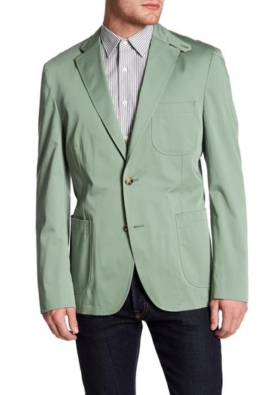 Imbracaminte Barbati Kroon Two Button Notch Collar Jacket GREEN