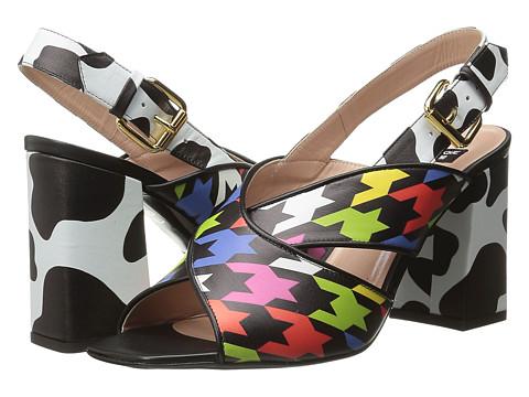 Incaltaminte Femei Boutique Moschino Strap Sandal Multicolour