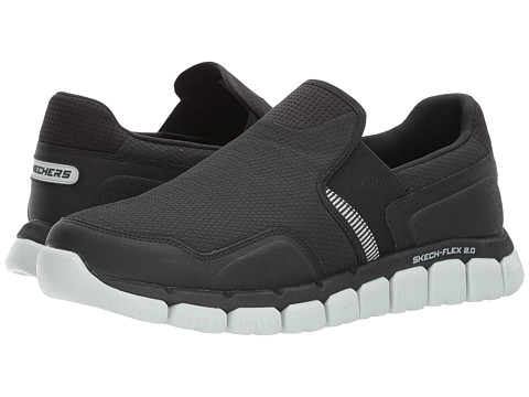 Incaltaminte Barbati SKECHERS Skech Flex 20 Wentland BlackGray