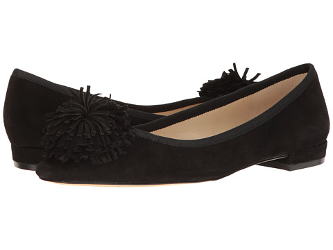 Incaltaminte Femei Nine West Crevette Black Suede