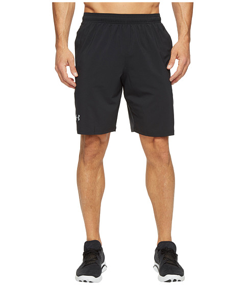 Imbracaminte Barbati Under Armour UA Launch Stretch Woven 9quot Shorts BlackBlue Marker