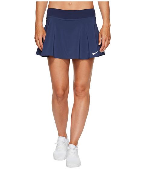 Imbracaminte Femei Nike Nike Court Flex Pure Tennis Skirt Midnight NavyWhite