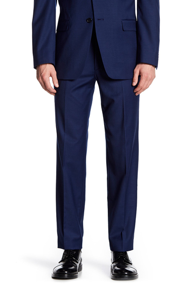 Imbracaminte Barbati Tommy Hilfiger Tyler Navy Woven Pant - 30-34 Inseam NAVY