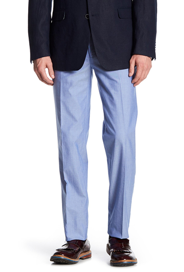 Imbracaminte Barbati Tommy Hilfiger Hall Blue Woven Pant - 30-34 Inseam BLUE