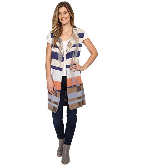 Imbracaminte Femei NICZOE Watercolor Vest Multi
