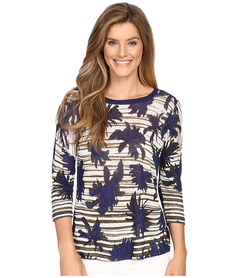 Imbracaminte Femei NICZOE Palm Tree Top Multi