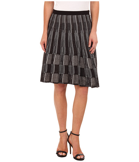 Imbracaminte Femei NICZOE Cascading Squares Wink Skirt Multi