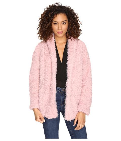 Imbracaminte Femei Romeo Juliet Couture Fluffy Fur Coat Pink