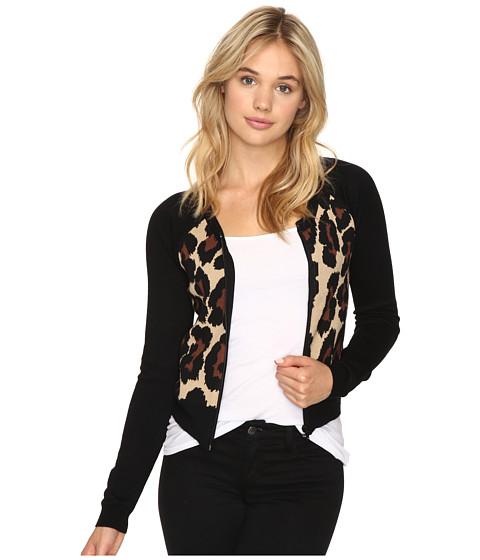 Imbracaminte Femei Romeo Juliet Couture Leopard Jacket Beige