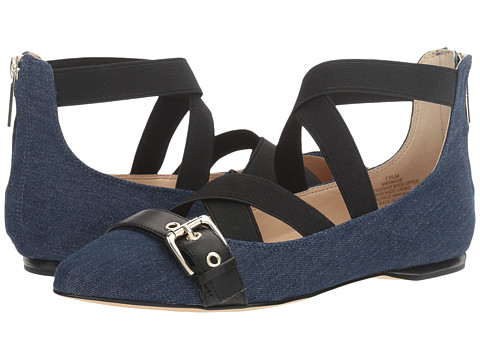 Incaltaminte Femei Nine West Smoak 2 Blue Multi Denim