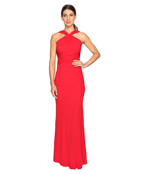 Imbracaminte Femei Badgley Mischka Jersey Pull Through Gown Red