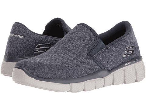 Incaltaminte Baieti SKECHERS Equalizer 20 97373L (Little KidBig Kid) NavyGrey