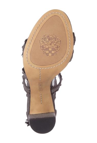 Incaltaminte Femei Vince Camuto Machila Block Heel Sandal GRAYSTONE