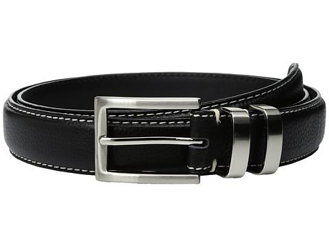 Accesorii Barbati Florsheim 32mm Full Grain Leather Belt Black