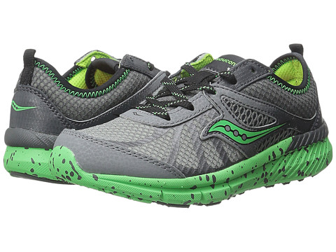 Incaltaminte Baieti Saucony Volt (Little Kid) GreyGreen