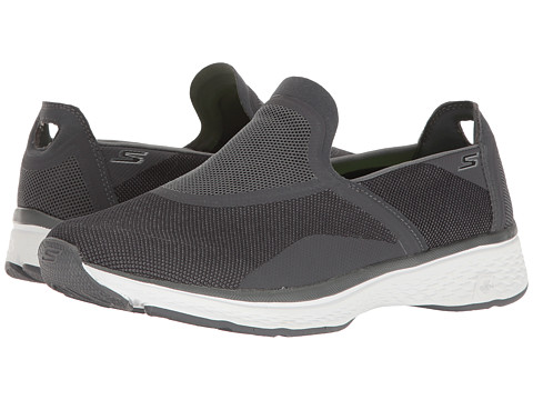Incaltaminte Barbati SKECHERS Go Walk Sport - Refresh Charcoal