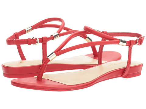 Incaltaminte Femei Nine West Rivers 3 Red Synthetic
