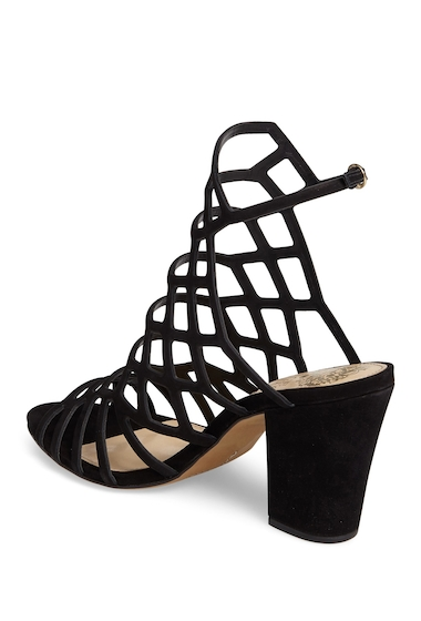 Incaltaminte Femei Vince Camuto Naveen Caged Sandal BLACK
