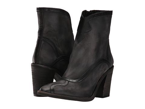 Incaltaminte Femei Free People Winding Road Heel Boot Dark Grey