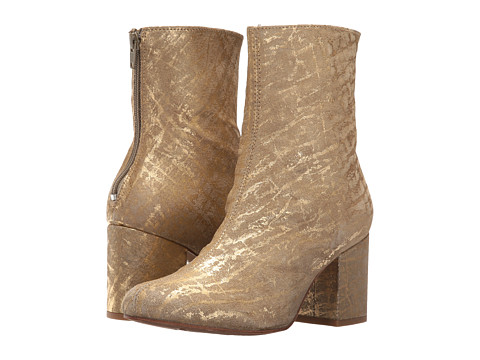 Incaltaminte Femei Free People Cecile Ankle Boot Gold