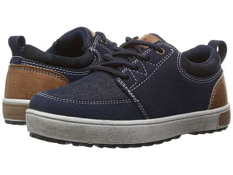 Incaltaminte Baieti UNIONBAY Brinkley Sneaker (ToddlerLittle KidBig Kid) Navy