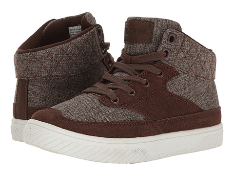 Incaltaminte Baieti UNIONBAY Erma High Top Sneaker (ToddlerLittle KidBig Kid) Brown