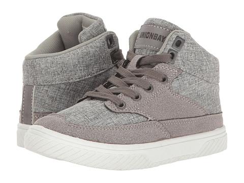 Incaltaminte Baieti UNIONBAY Erma High Top Sneaker (ToddlerLittle KidBig Kid) Gray
