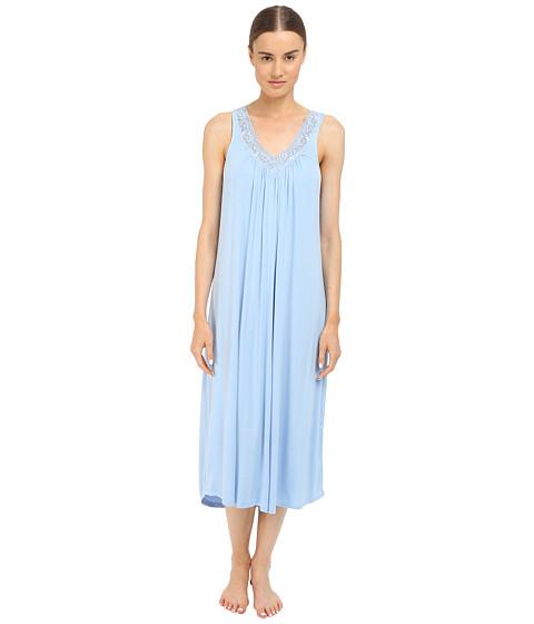 Imbracaminte Femei Oscar de la Renta Rayon Spandex Luxe Jersey Gown Pale Blue
