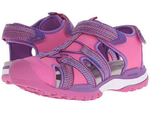 Incaltaminte Fete Geox Jr Borealis Girl 2 (Big Kid) Fuchsia