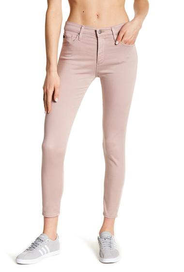 Imbracaminte Femei AG Farrah Skinny Crop Pants SULDVM