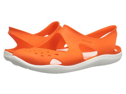 Incaltaminte Femei Crocs Swiftwater Wave Active Orange