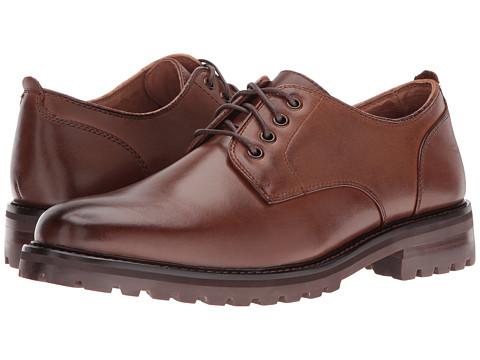 Incaltaminte Barbati SKECHERS Kimball Cognac Dress Leather