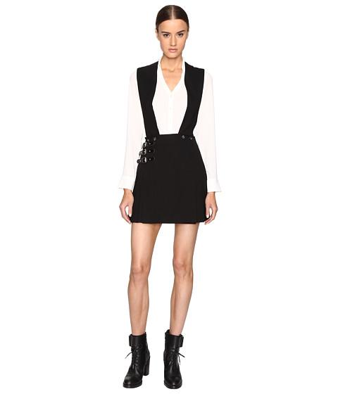Imbracaminte Femei McQ Kilt Pinafore Black