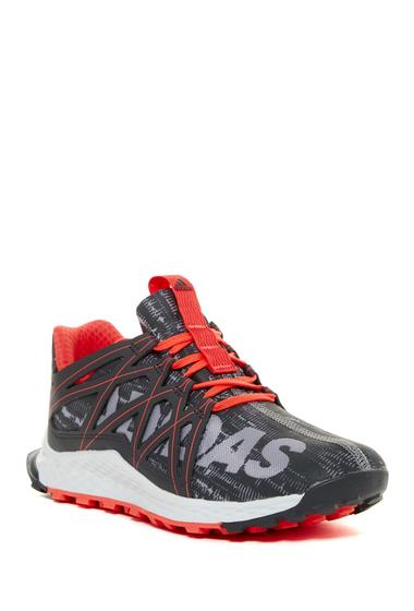 Incaltaminte Femei adidas Vigor Bounce Athletic Sneaker GREY-DKGRE