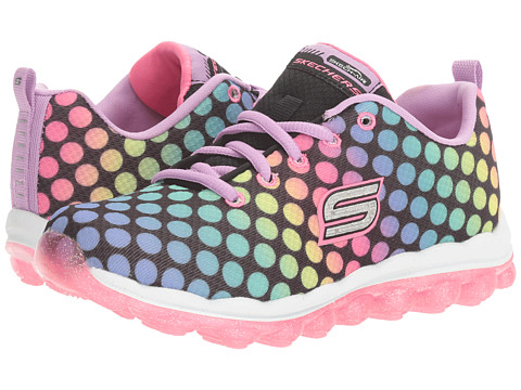 Incaltaminte Fete SKECHERS Skech Air 80125L (Little KidBig Kid) BlackMulti