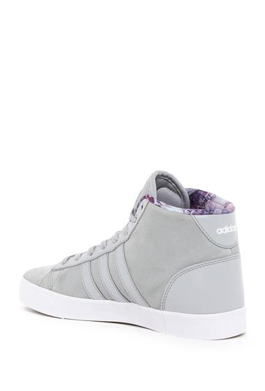 Incaltaminte Femei adidas Cloudfoam Advantage Sneaker CBLACK-FTW