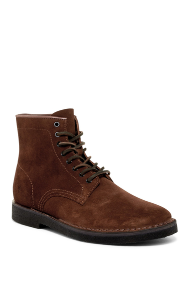 Incaltaminte Barbati Frye Arden Lace-Up Boot BROWN