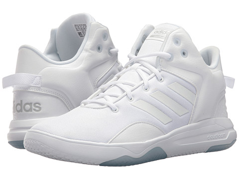 Incaltaminte Barbati adidas Cloudfoam Revival Mid Footwear WhiteFootwear WhiteGrey Two