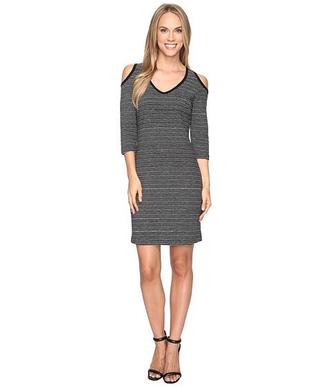 Imbracaminte Femei Karen Kane Cold Shoulder Sheath Dress Stripe