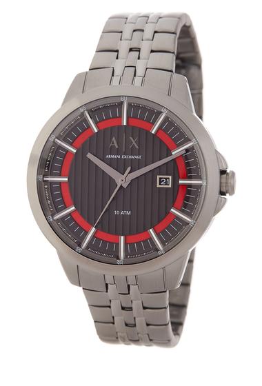 Ceasuri Barbati Armani Exchange Mens Smart Bracelet Watch NO COLOR