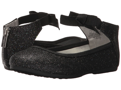 Incaltaminte Fete Kenneth Cole Reaction Rose Bow (Little KidBig Kid) Black Glitter