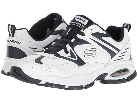 Incaltaminte Barbati SKECHERS Vigor Air WhiteNavy
