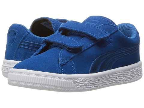 Incaltaminte Baieti PUMA Suede Classic Badge V INF (Toddler) True BlueTrue Blue