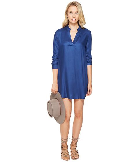 Imbracaminte Femei BB Dakota Parley V-Neck Shirtdress Indigo