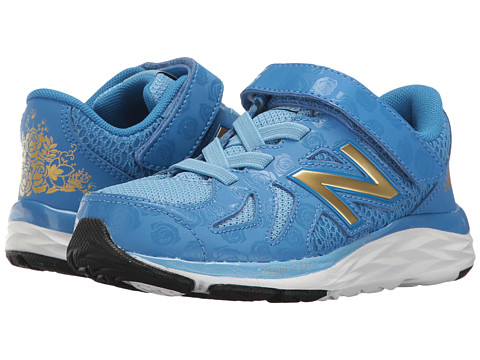 Incaltaminte Fete New Balance 790v6 - Beauty and The Beast (Little Kid) BlueGold