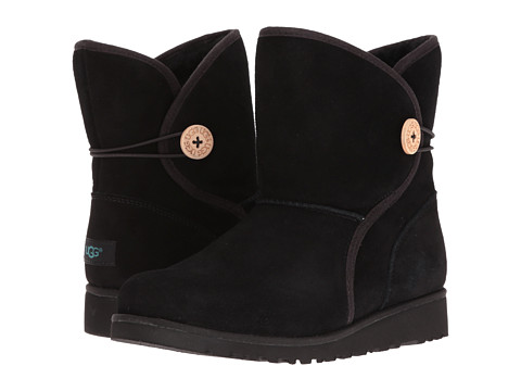 Incaltaminte Fete UGG Kids Fabian (Big Kid) Black