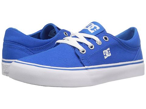 Incaltaminte Baieti DC Trase TX (Little KidBig Kid) Blue