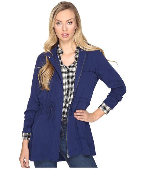 Imbracaminte Femei BB Dakota Cayenne Anorak Jacket Lapis Blue